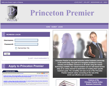 What is Princeton Premier