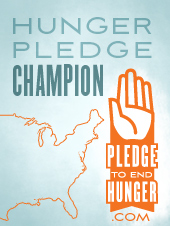 Pledge to End Hunger