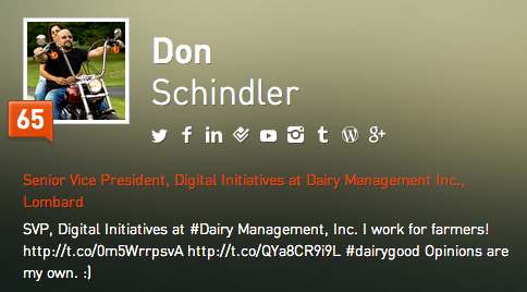 don-schindler-klout
