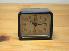 meeting clock