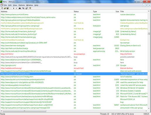 xenu-screenshot