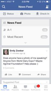 facebook-mobile-app-lists